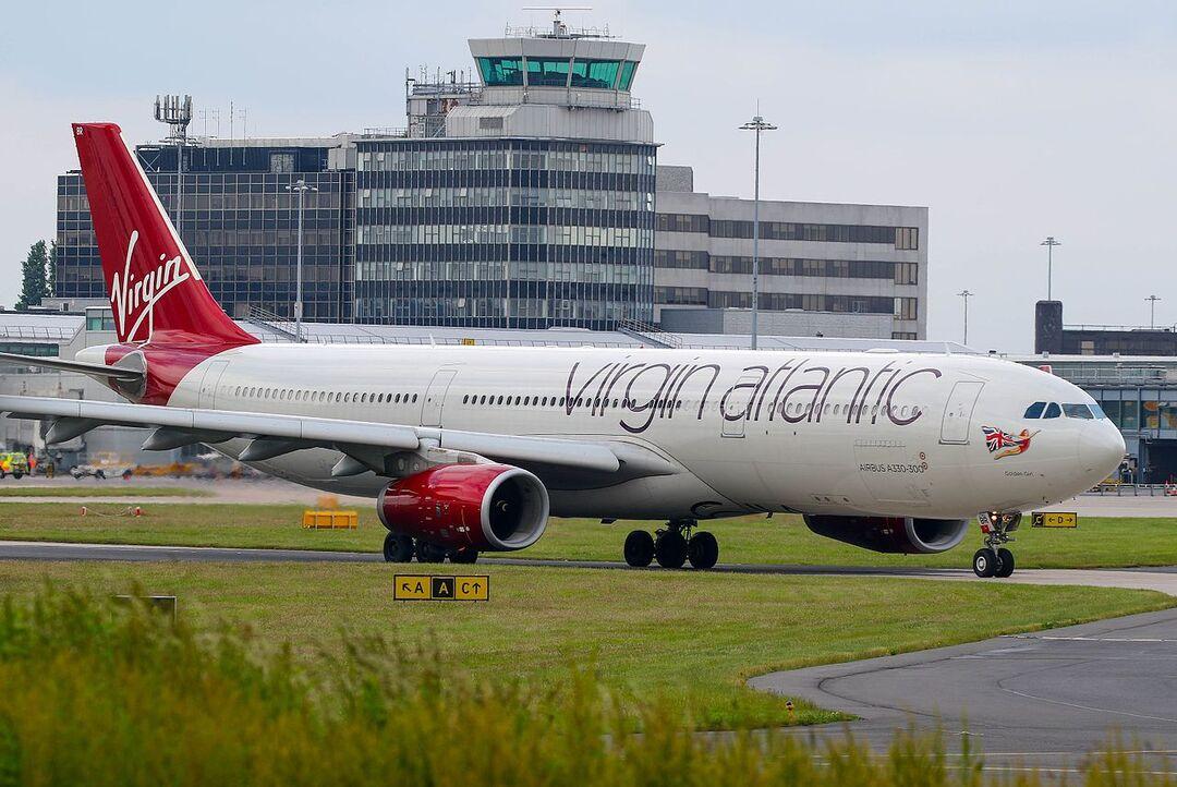 Авиакомпания Virgin Atlantic заявила о своём банкротстве